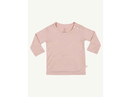Boody Baby Long Sleeve Top - Rose