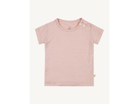 BOODY T-Shirt Rose 12-18mths