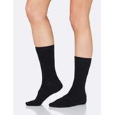 BOODY Women Sock Everyday Black 3-9