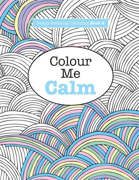 Book 2 - Colour Me Calm