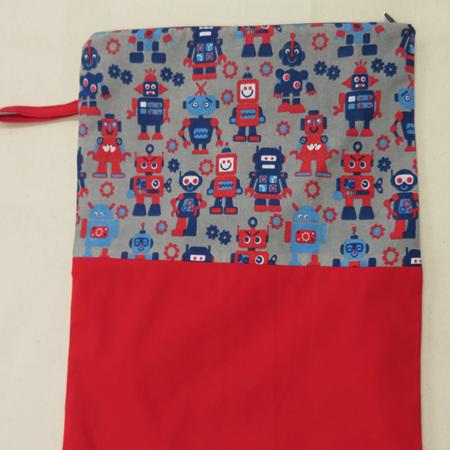 Book Bag A3 - Robots