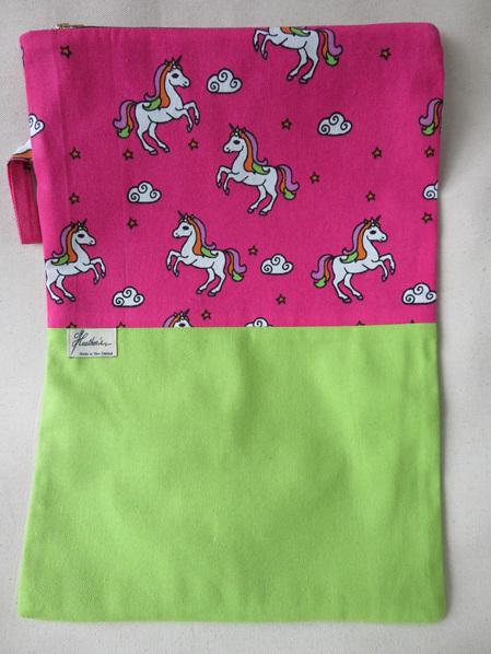 Book Bag A3 - Unicorn