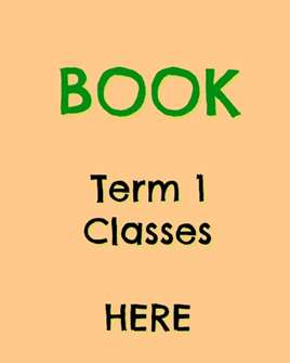 BOOK HERE for Term 1, 2019 Classes