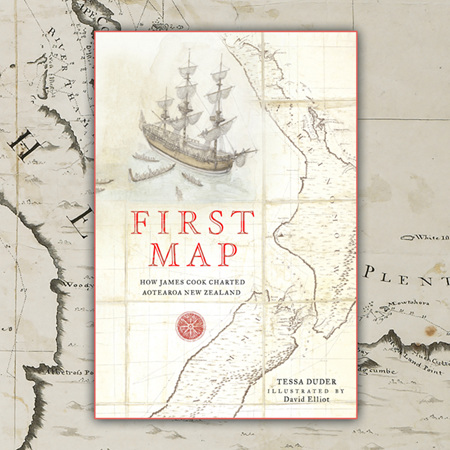 Book Launch: First Maps by Tessa Duder
