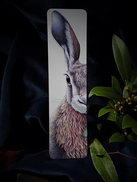 Book Mark - Bob the Forest Hare
