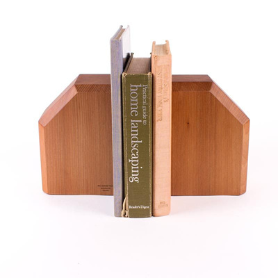 Bookends Pair Chamfer BE015