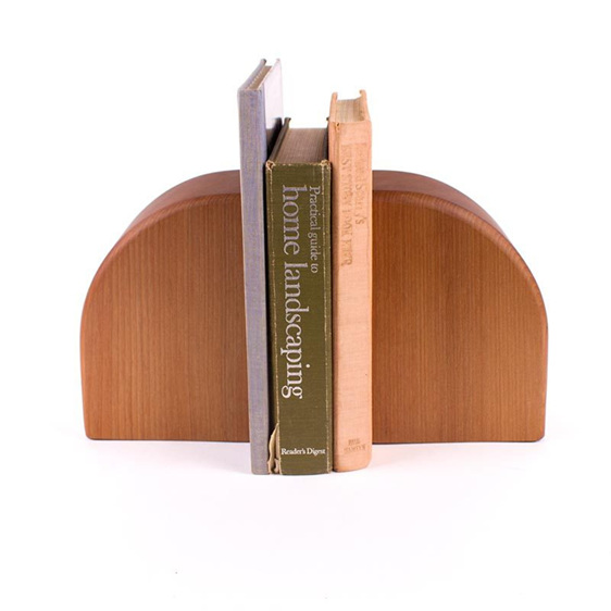 Bookends Pair Curved BE003