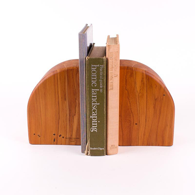 Bookends Pair Curved BE005