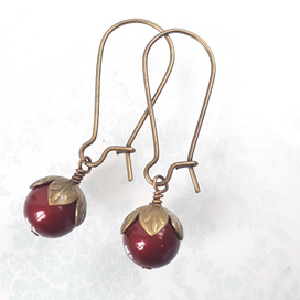 Bordeaux - Bronze Berry Collection