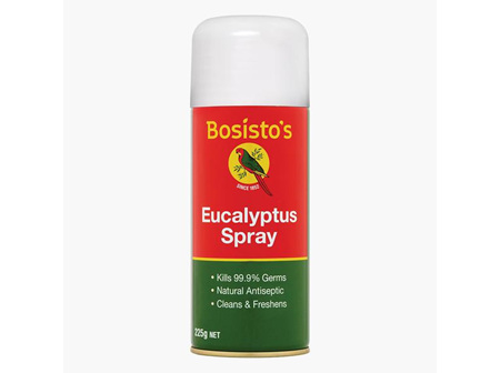 BOSISTOS EUCAL OIL SPRAY 200Gm