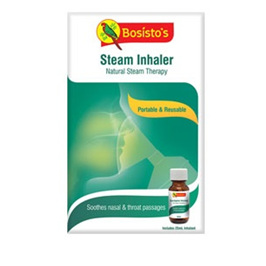 BOSISTOS EUCALYPTUS STEAM INHALER COMBO
