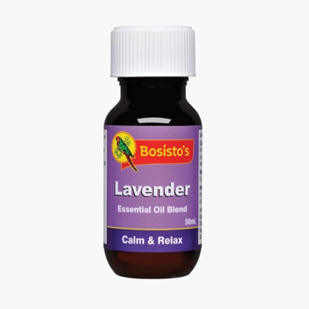 BOSISTOS LAVENDER OIL 50ML