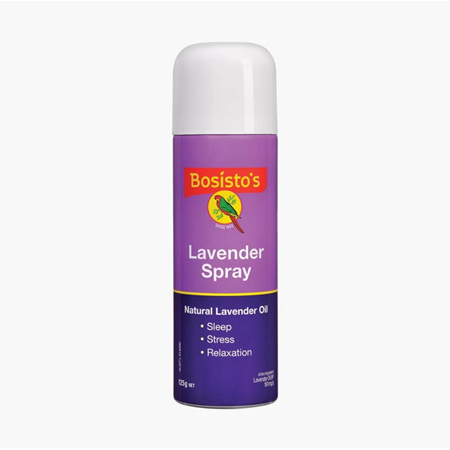 BOSISTOS LAVENDER SPRAY 125G