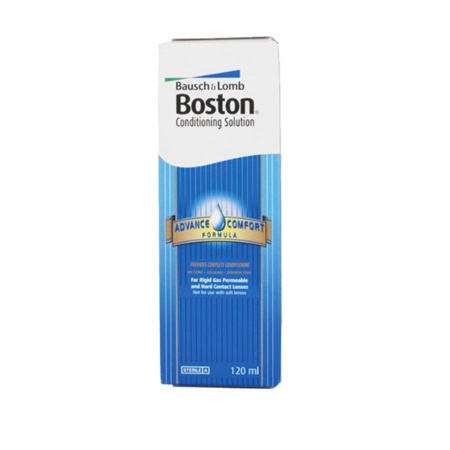 BOSTON LENS COND SOL 120M