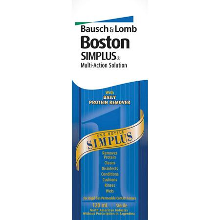 BOSTON Simplus M/Action Sol. 120ml