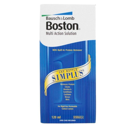 BOSTON SIMPLUS MULTI ACT 120ML