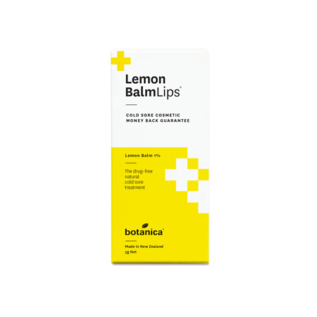 Botanica Lemon Balm Lips - 5g