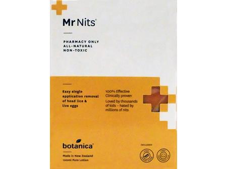 Botanica Mr Nits Lice Treat 100ml