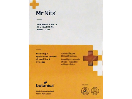 Botanica Mr Nits Lice Treat 100ml