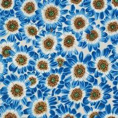 Botanical Cineraria Blue PWSL007101
