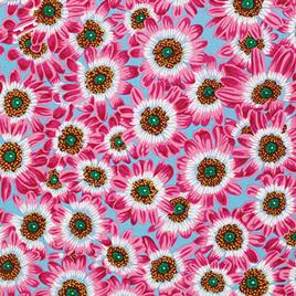 Botanical Cineraria Pink PWSL007111