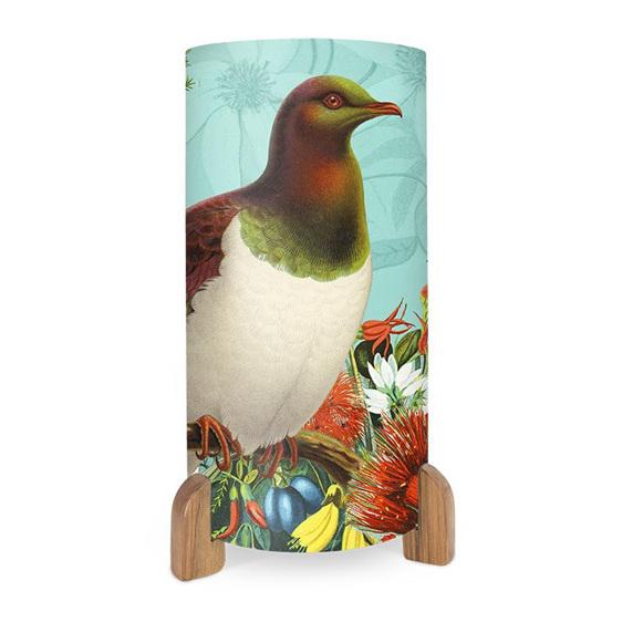 Botanical Kereru Table Lamp