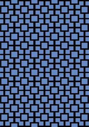 Botticelli    Grid  Blue/Black