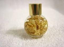 Bottle Gold Flakes
