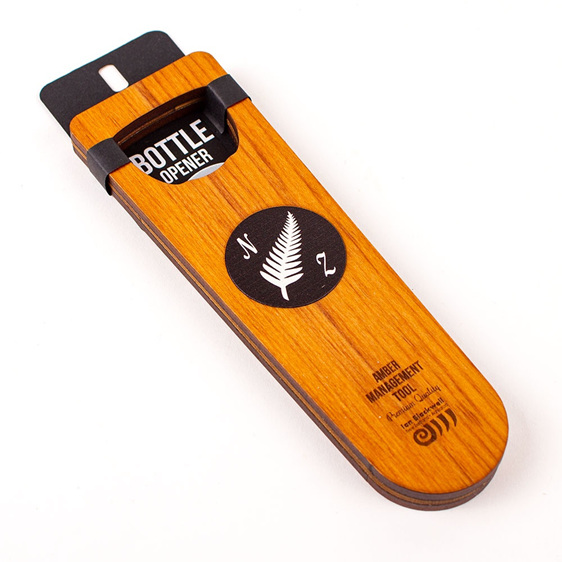 Bottle Opener - Fern