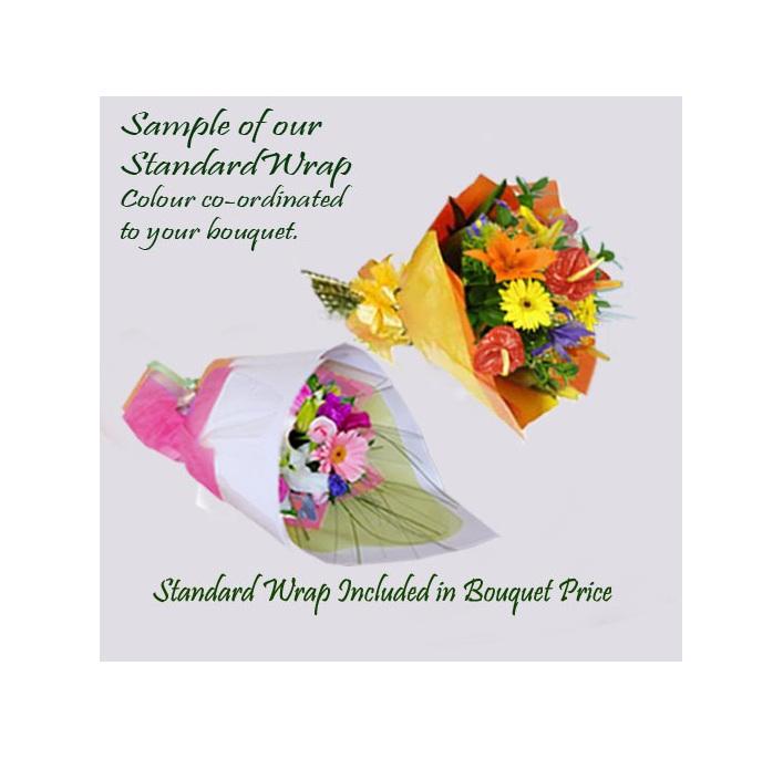 Bouquet Wrap
