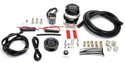 BOV controller kit (controller + custom Raceport) BLACK TS-0304-1002