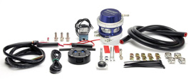 BOV controller kit (controller + custom Raceport) BLUE TS-0304-1001