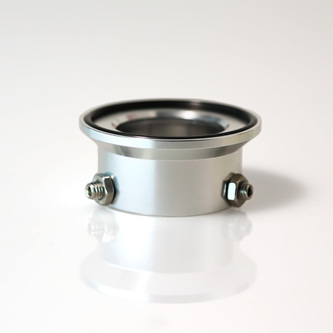 BOV RACE PORT/BIG BUBBA TO 38MM ADAPTOR TS-0204-2005
