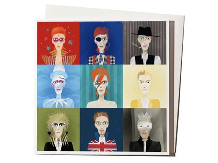 Bowies Card by U Studio