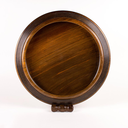 Bowl 11 by IB Meldgaard including Stand