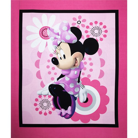 Bowtique Minnie Panel