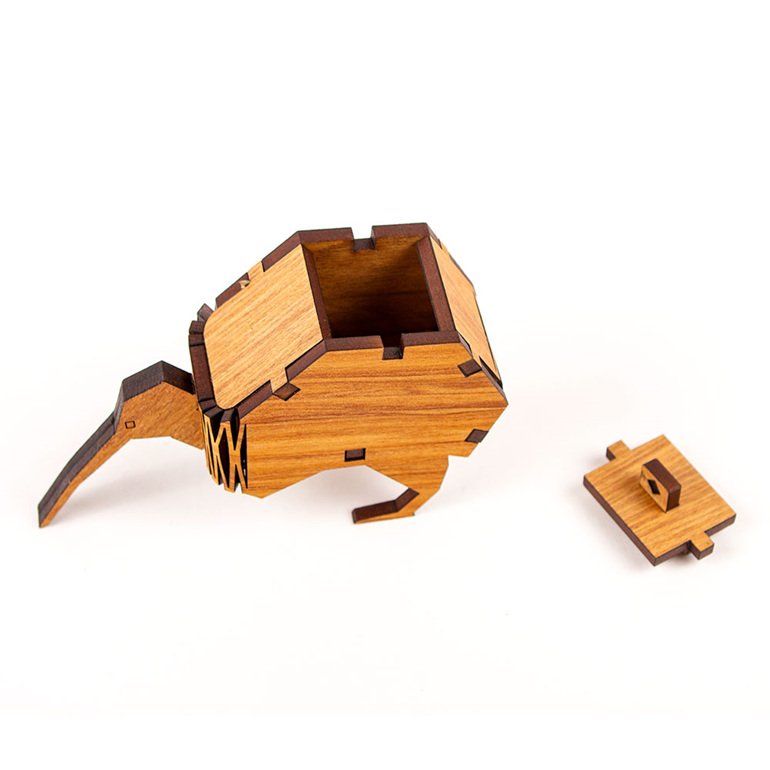 box clever - kiwi - open