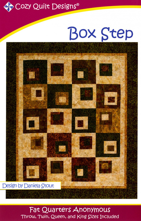 Box Step Quilt Pattern