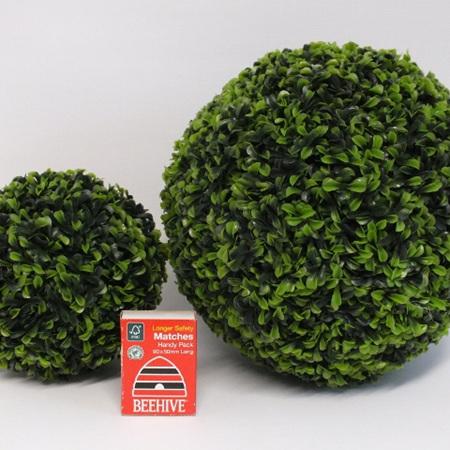 Boxwood Ball 18cm 26cm