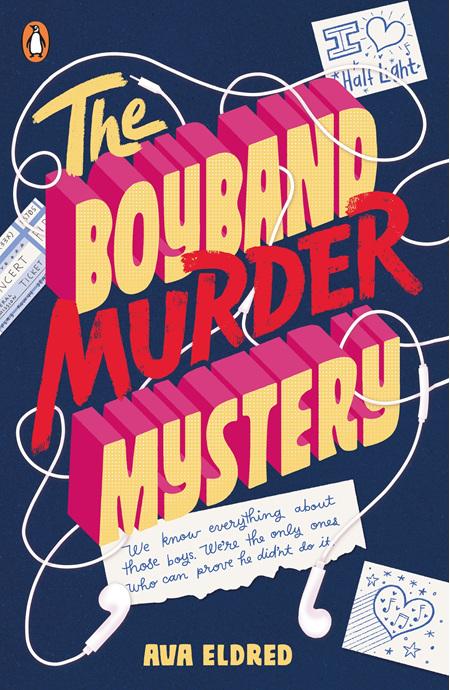 Boyband Murder Mystery