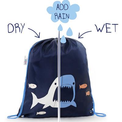 Boys Colour Changing Shark Bag