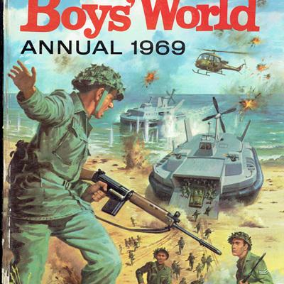 Boys' world Annual 1969