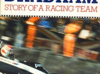 Brabham, Story of a Racing Team by Phil Drackett