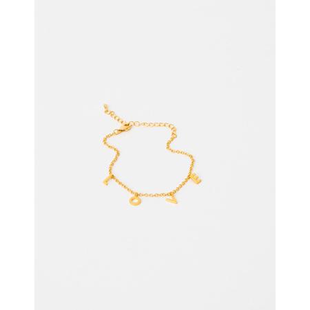 Bracelet LOVE Gold