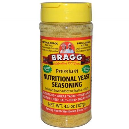 Bragg Nutritional Yeast Seasoning - 127g