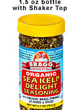 Bragg Organic Sea Kelp Delight