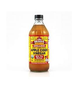 Braggs Apple Cider Vinegar(with Mother) - 946ml