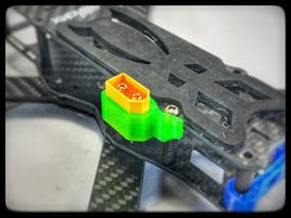 Brain3D Xhover Stingy XT60 Holder