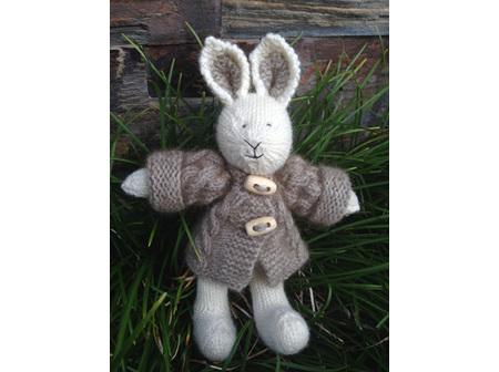 Bramble Bunny Kit Pattern