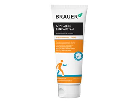 Brauer Arnicaeze Arnica Cream 100G